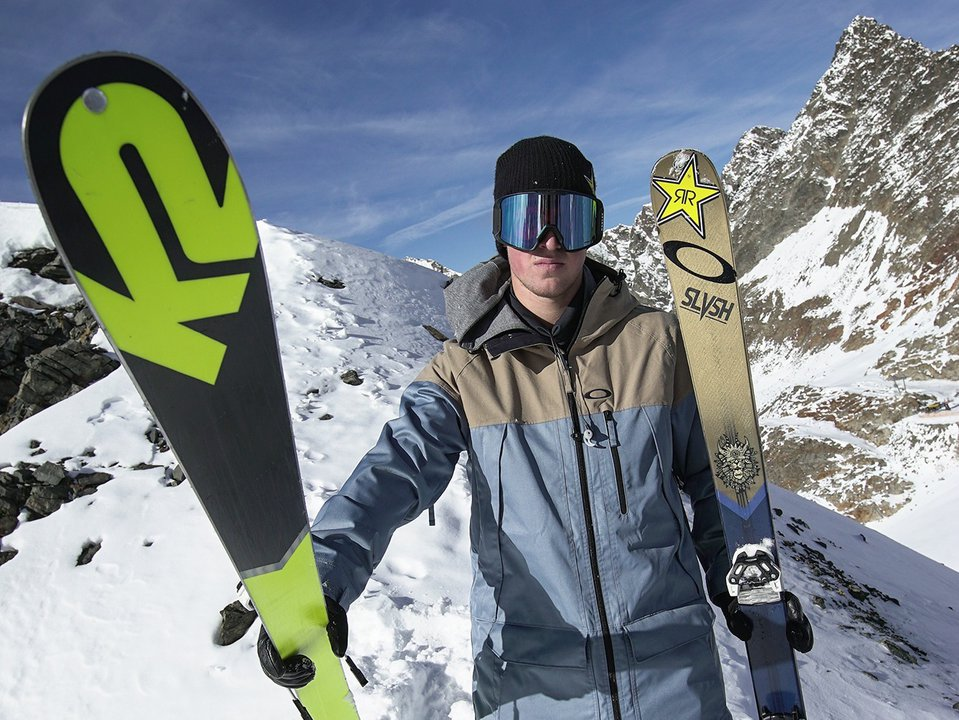 Joss Christensen Signs For K2 Skis