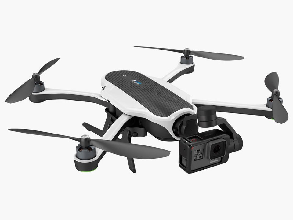 GoPro Issues Complete Recall of Karma Drone