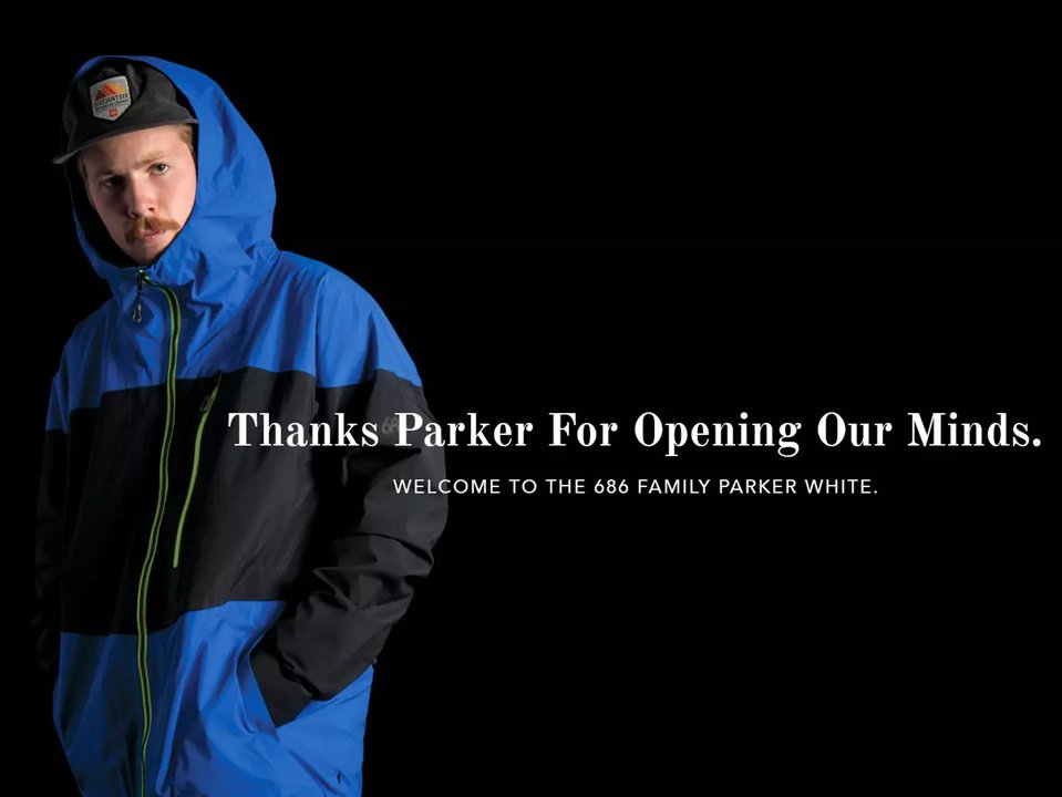 Parker White Signs With 686