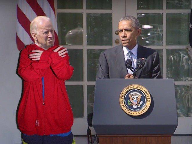 Biden Forges Obama's Signature on Executive Order Banning Quads - Radical Radish