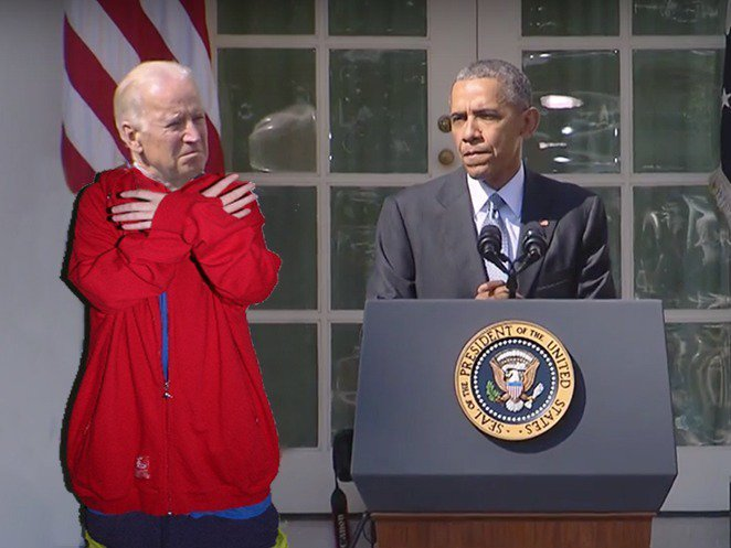 Biden Forges Obama's Signature on Executive Order Banning Quads - Radical Radish