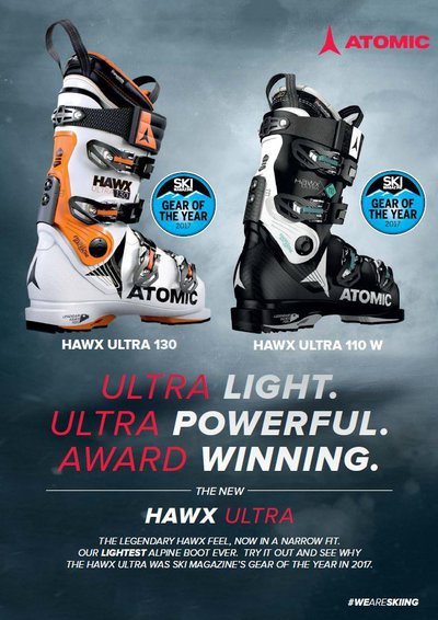 quality design 456d3 bf140 Thoughts on Atomic Hawx Ultra 130 - Gear Talk - Newschoolers.com