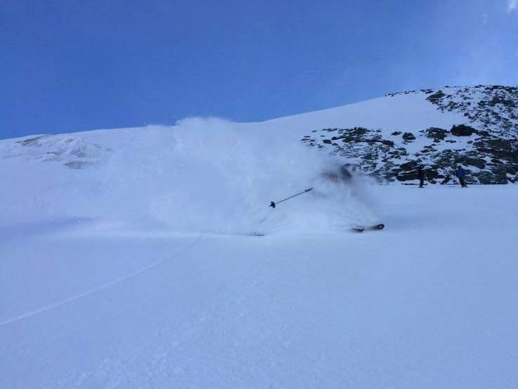 Pow Alert: Southern Alps Due 100 Inches