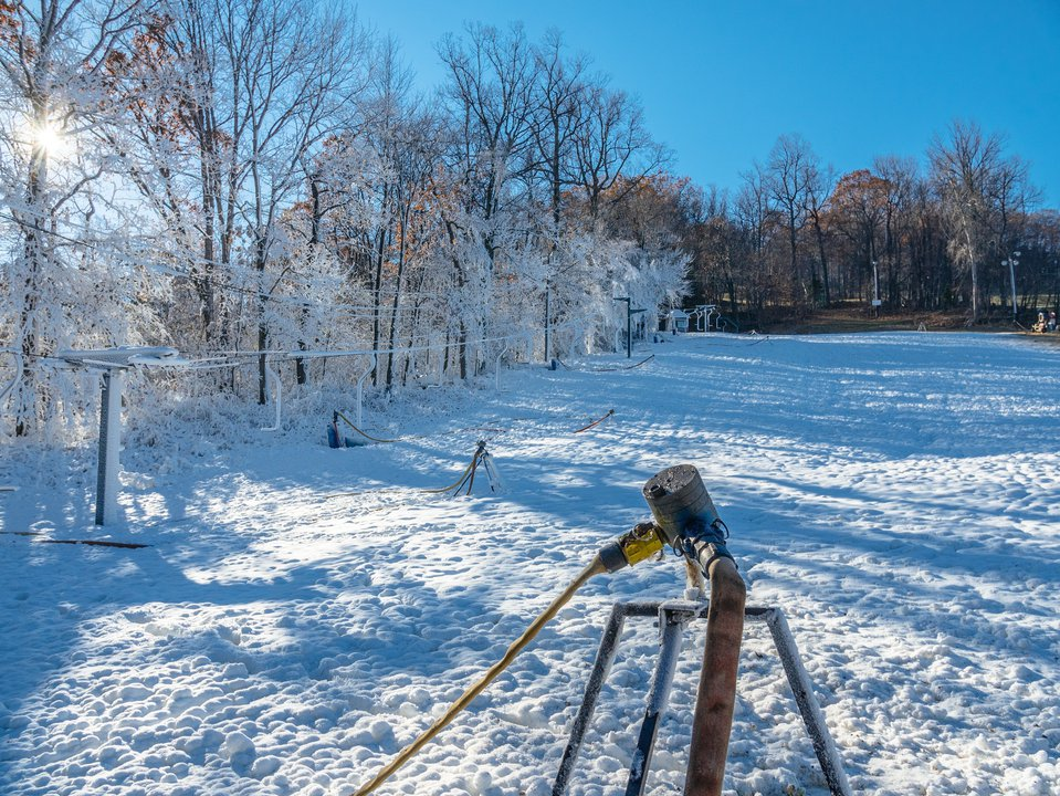 Hike Park Opening Friday, Saturday, and Sunday at Roundtop in PA
