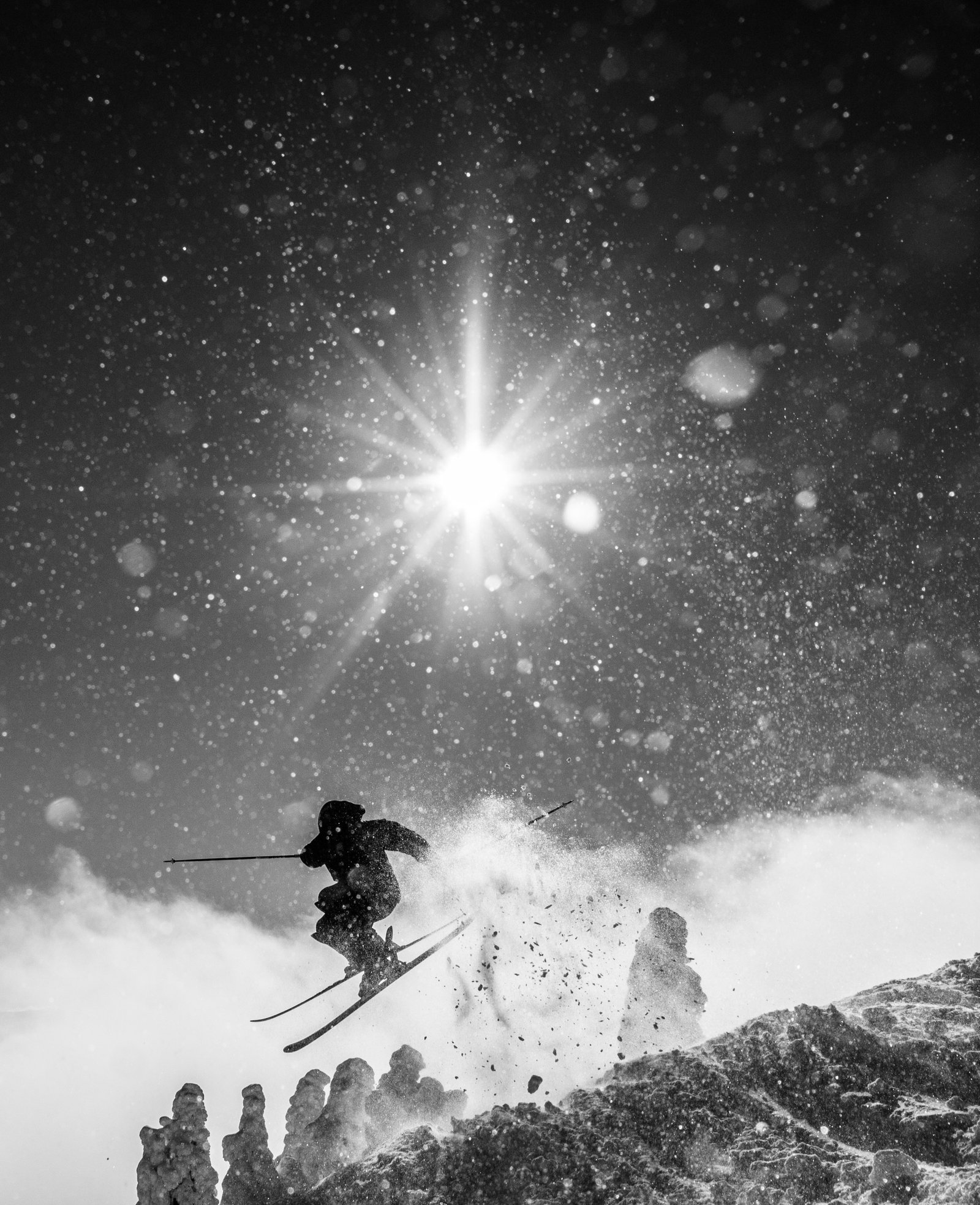 Bruh, dope ski stuff