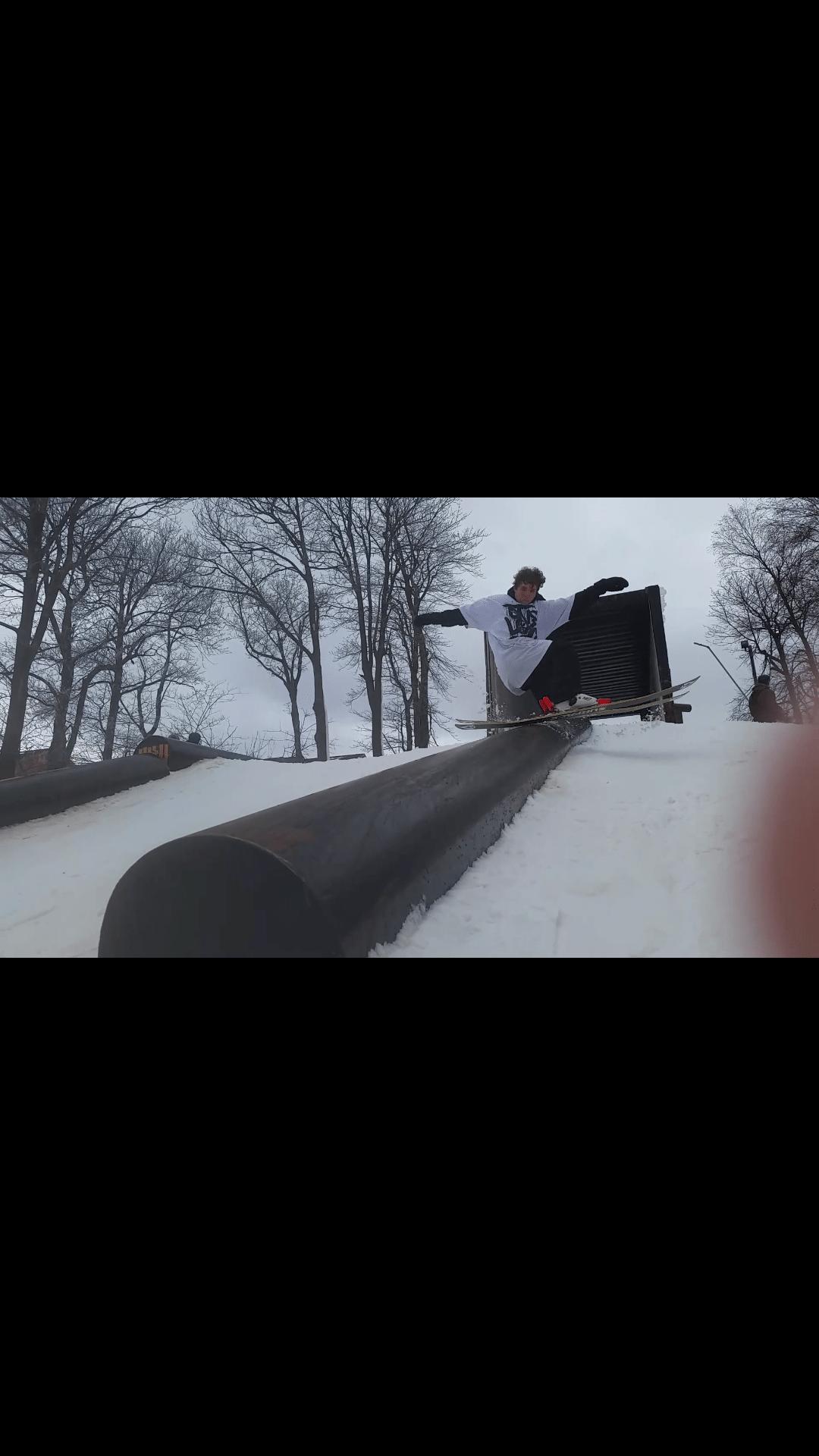 An actual tailpress