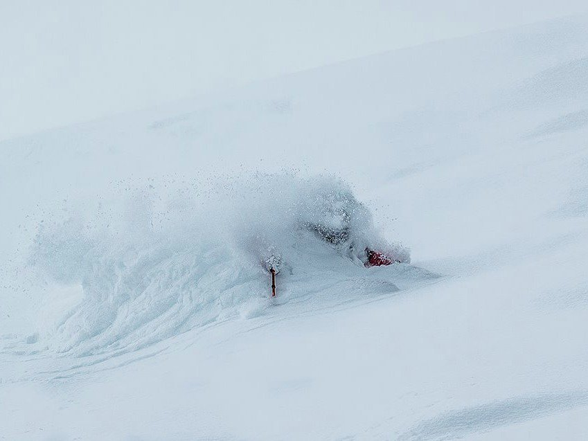 Snowboarder Suffocates in Deep Snow at Whistler