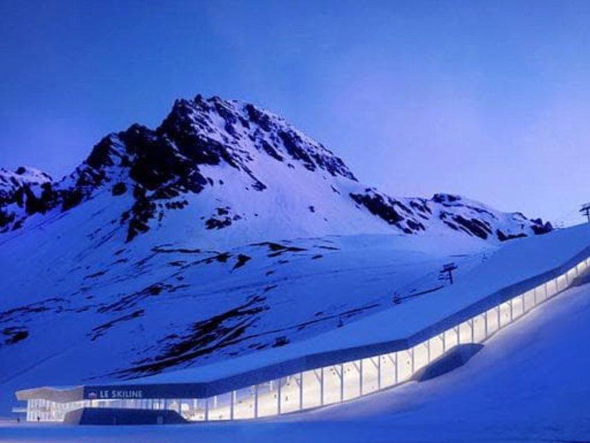 Year Round Skiing at Tignes Ski Resort