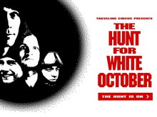 LINE Traveling Circus 9.2 The Hunt for White October
