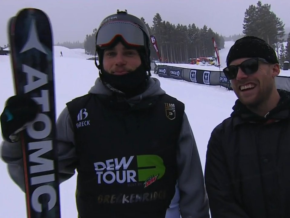 Dew Tour Team Event - Jib Results