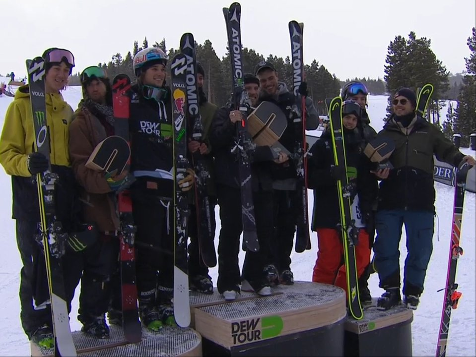 Dew Tour Team Event - Overall Results and Recap