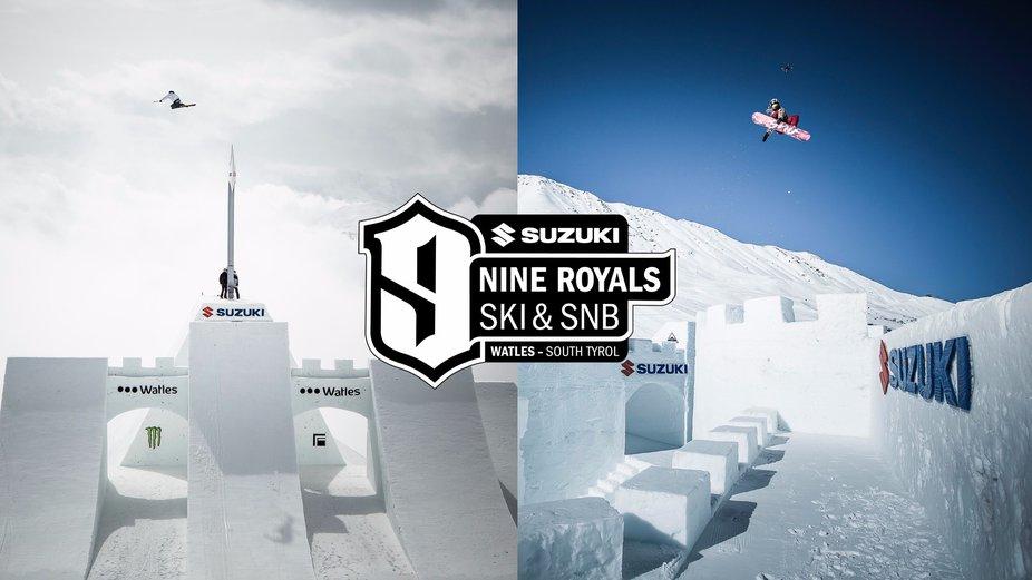 Knights and Queens unite for Suzuki Nine Royals!