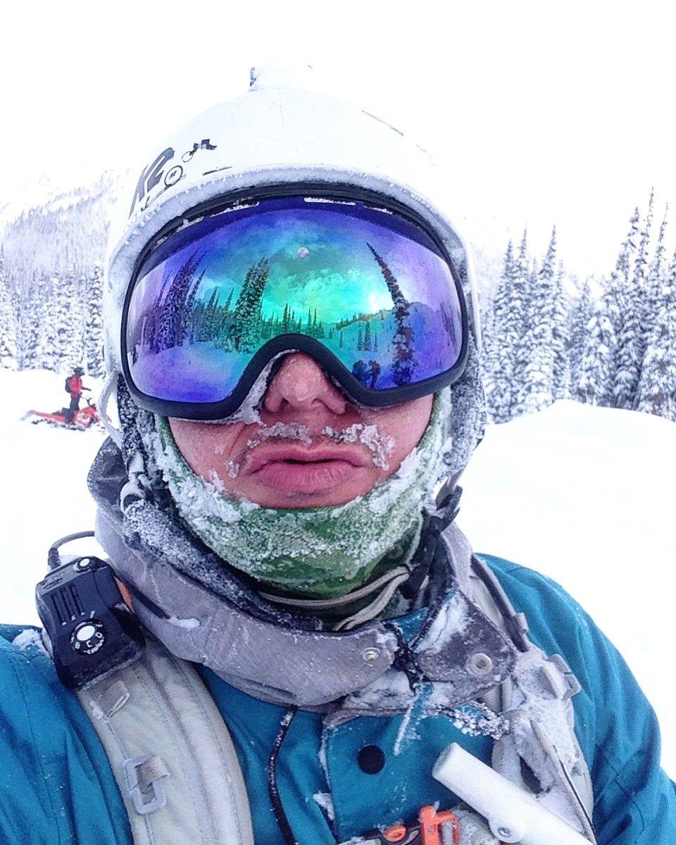 Powder Moustache