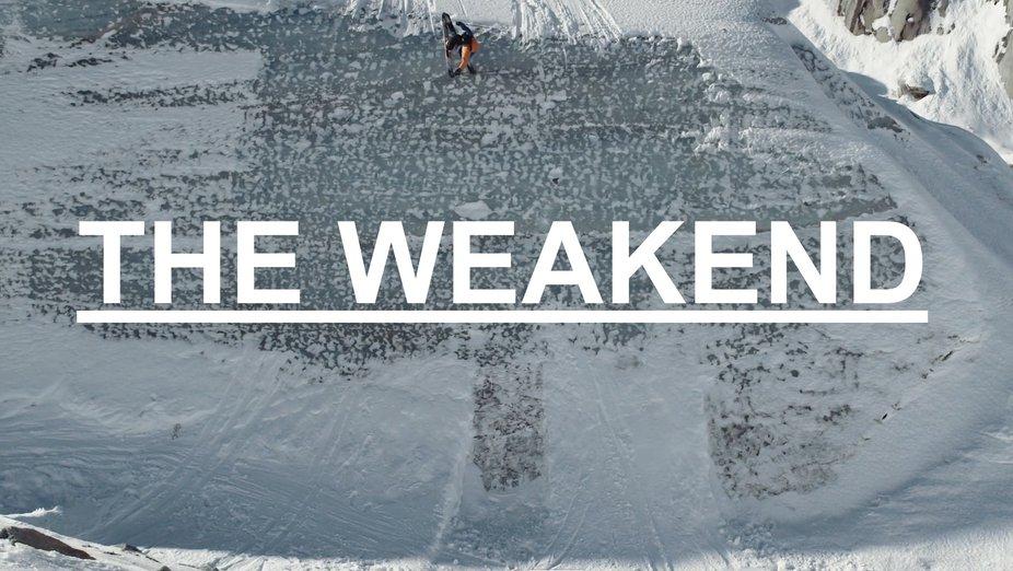 The Weakend: Glacier Tricks, Fostvedt, Immonen, Kilbride