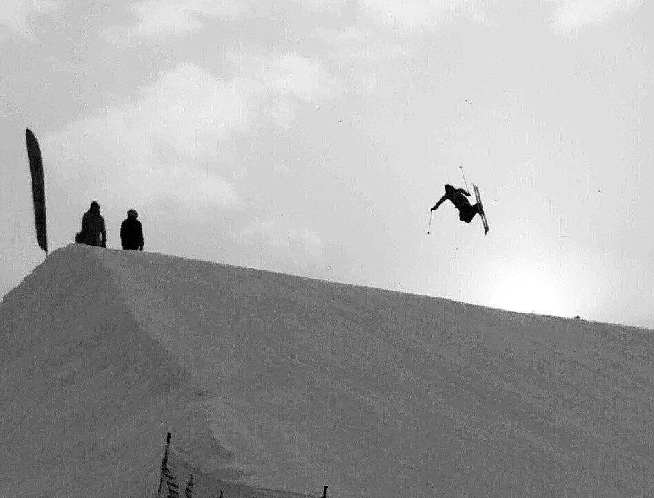 Jumps are back in Colorado!