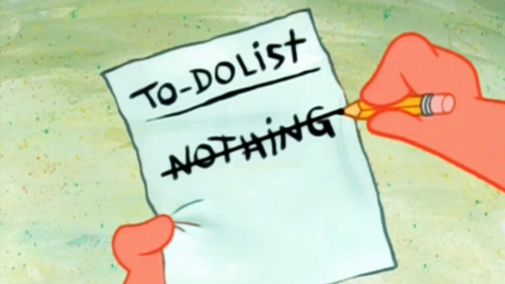 The To Do List: Being a Newschoolers Member
