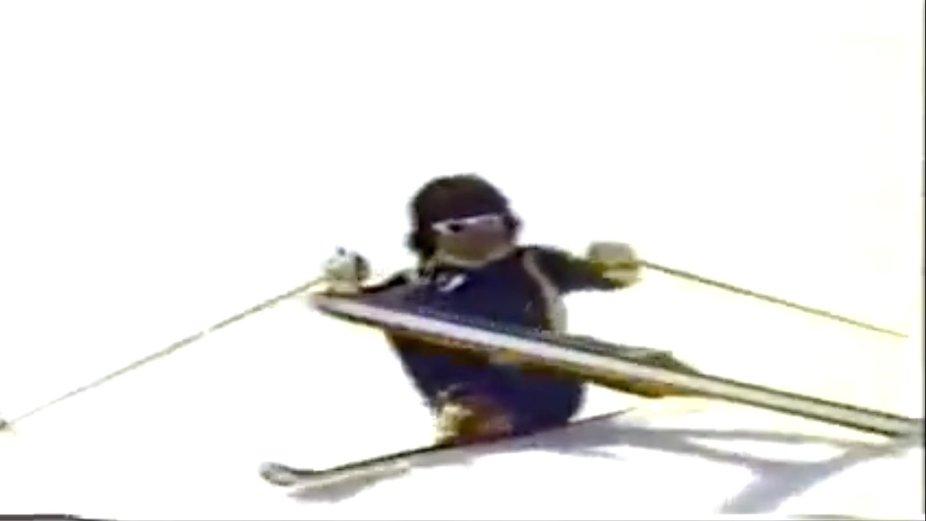Vintage Ski Commercials