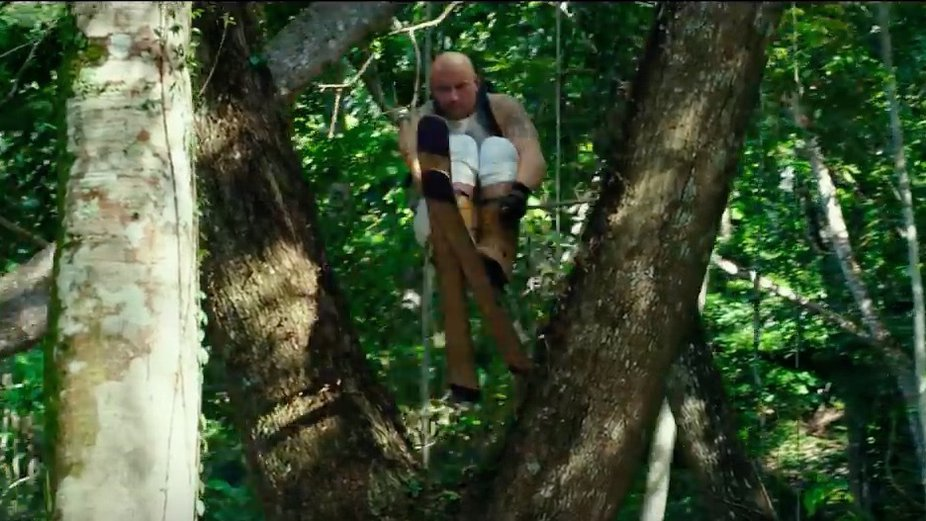 New Xander Cage 'Jungle Jibbing' Scene