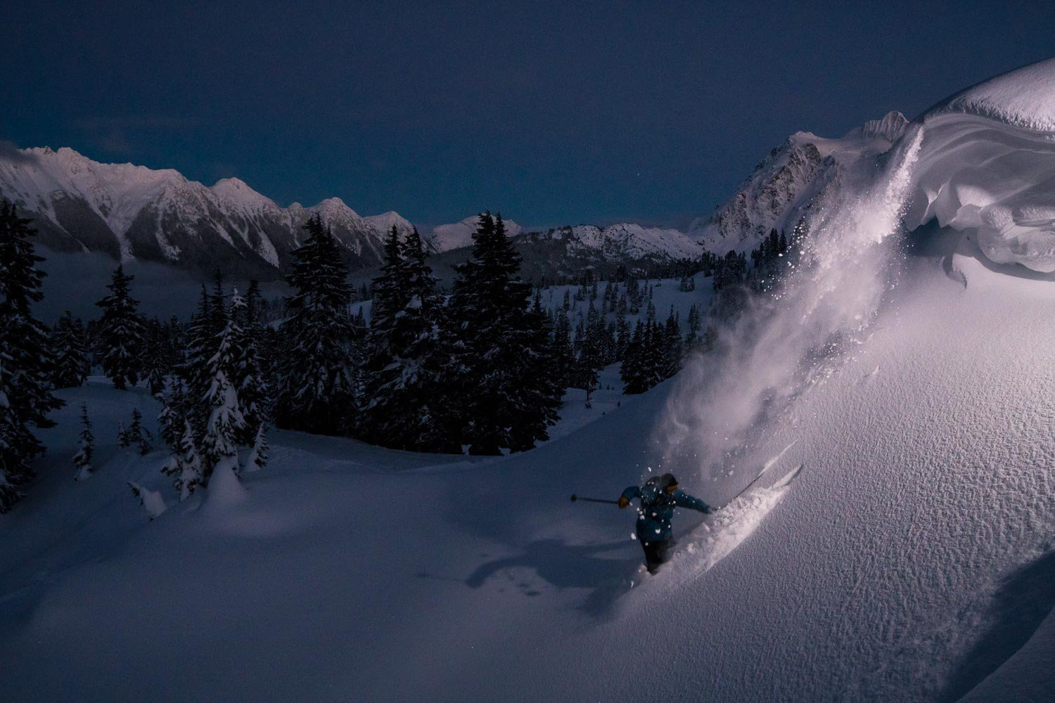 Last Light Cornice Drop