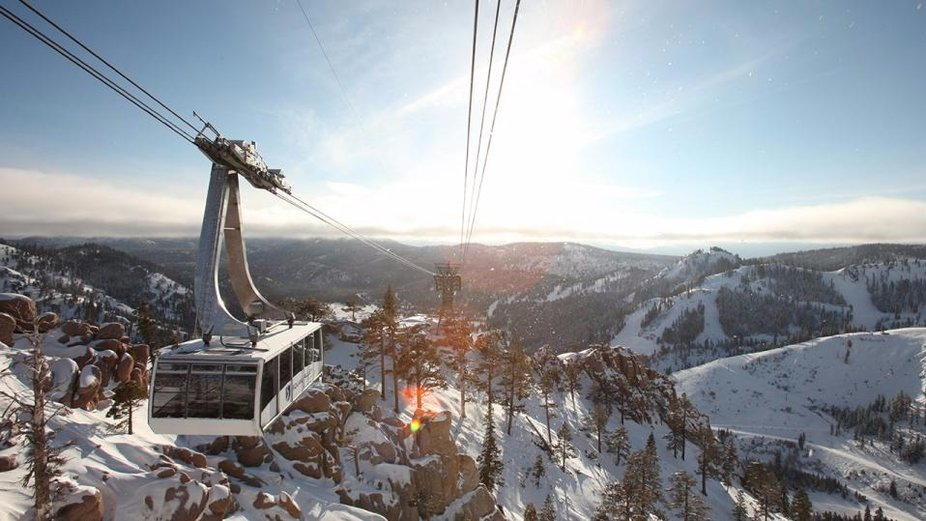 Squaw Valley Ski Patroller Killed
