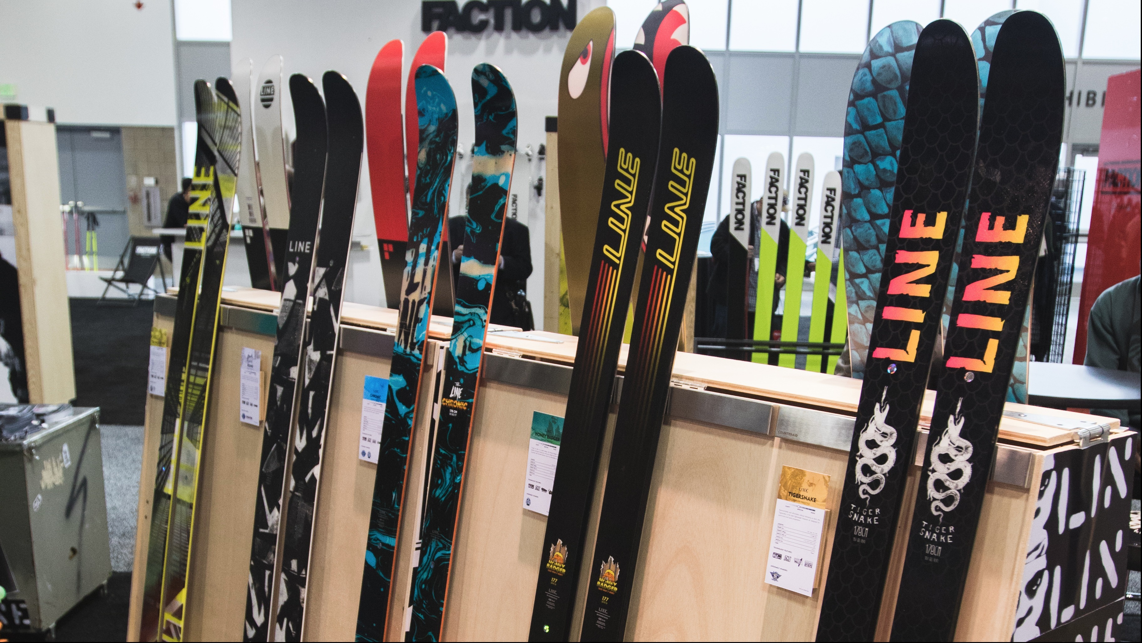 LINE Skis, Ski Poles, & Clothing | LINE Skis 2018-19