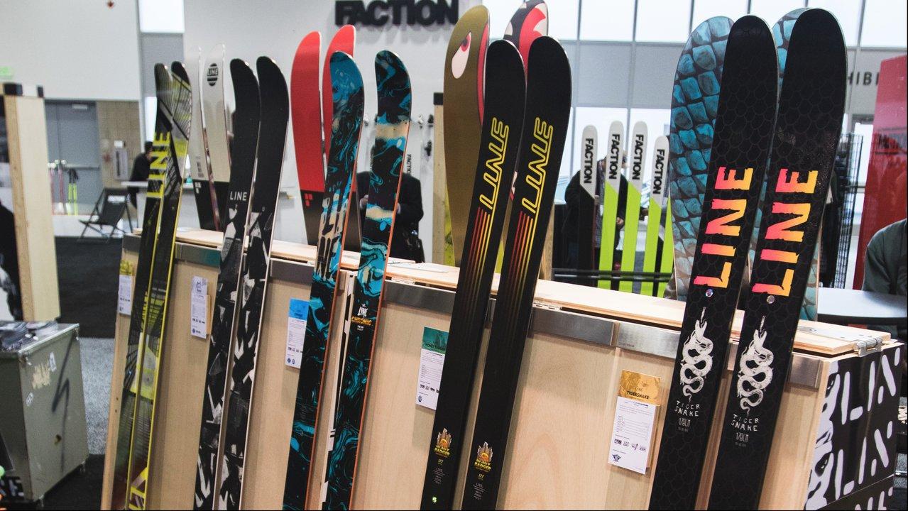 Line Skis 2017-2018