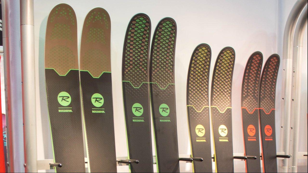 Rossignol Skis & Look Bindings 2017 - 2018