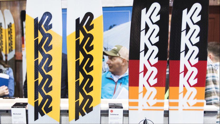 K2 Skis 2017-2018