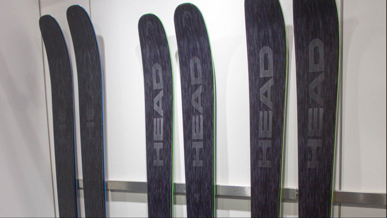Head Skis 2017 - 2018