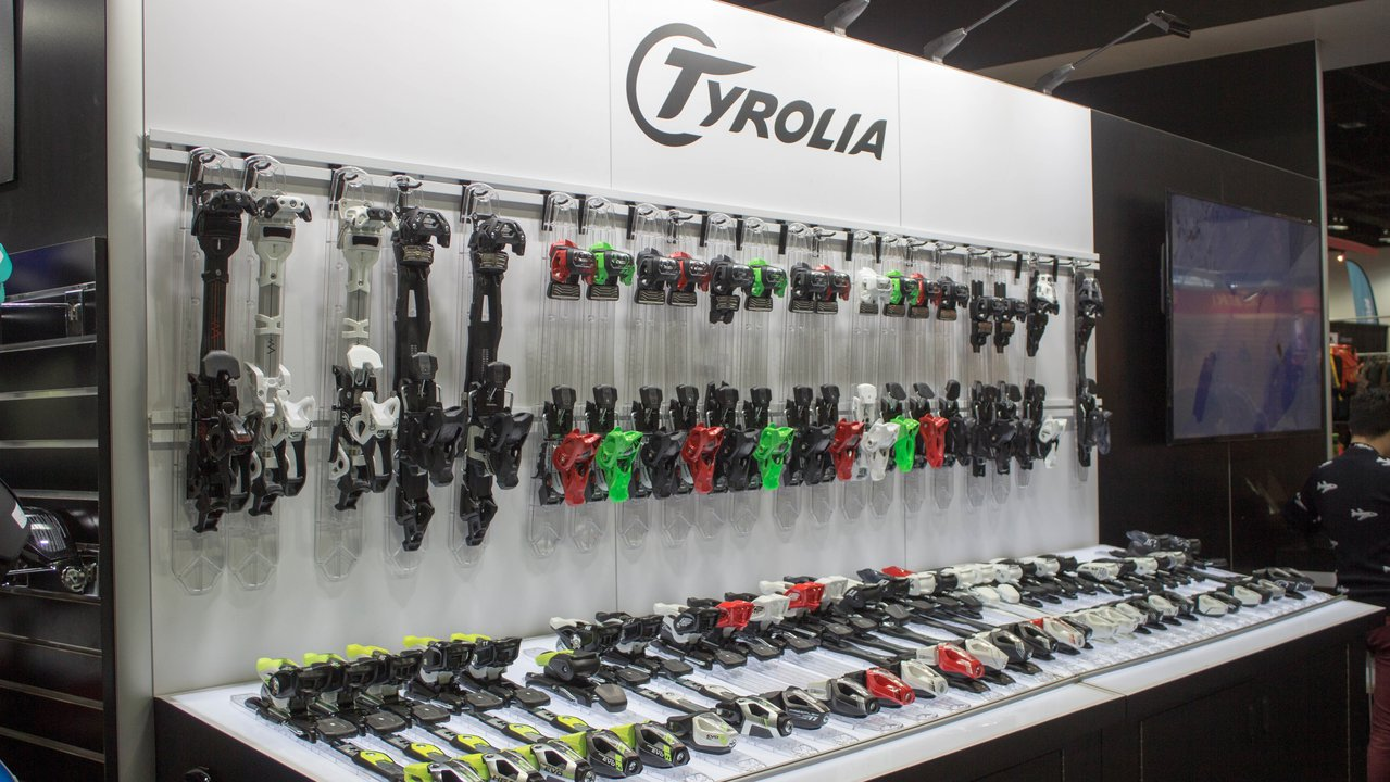 Tyrolia Bindings 2017 - 2018