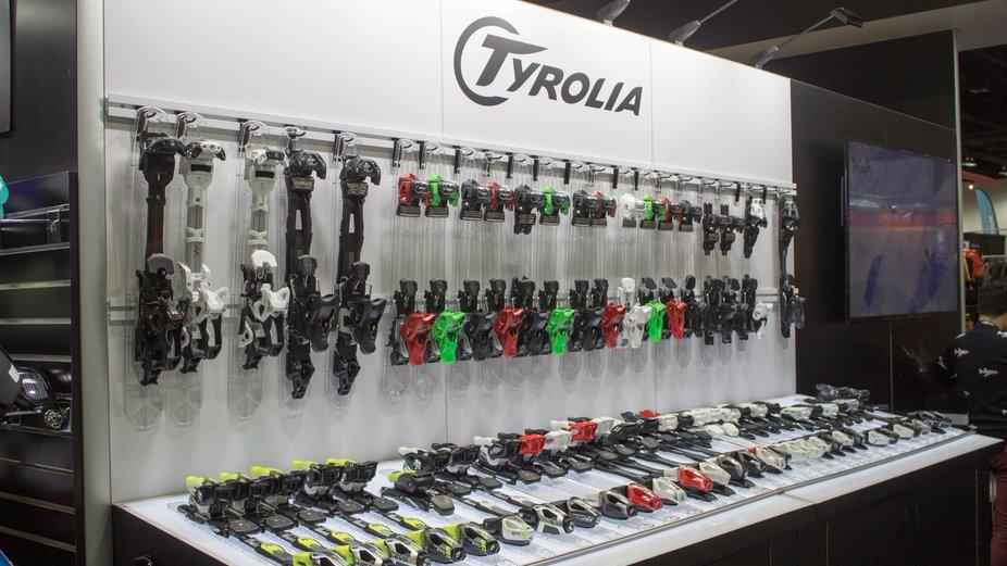 Tyrolia Bindings 2017 - 2018