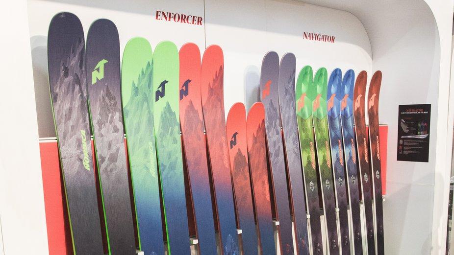 Nordica Skis 2017-2018