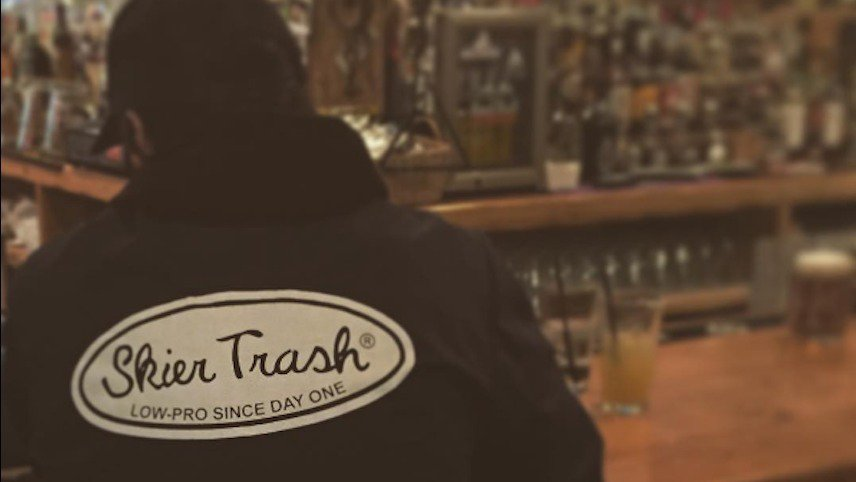 SKIER TRASH - Workin Man Coaches Jacket Now Available!