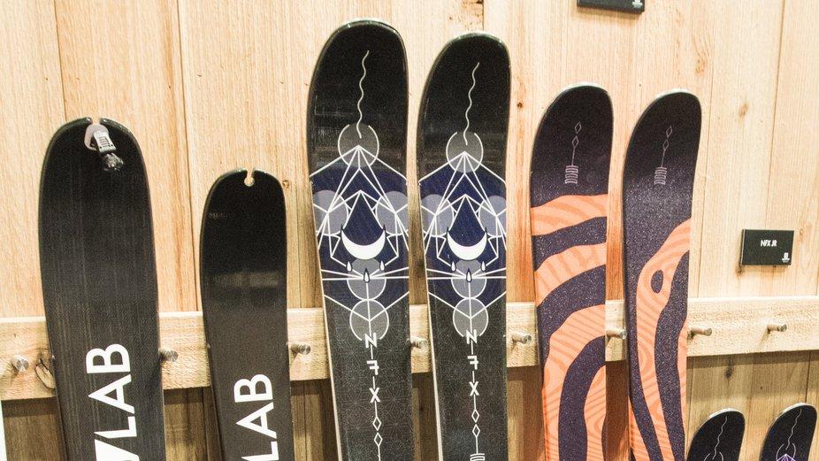 Salomon Skis 2017 - 2018