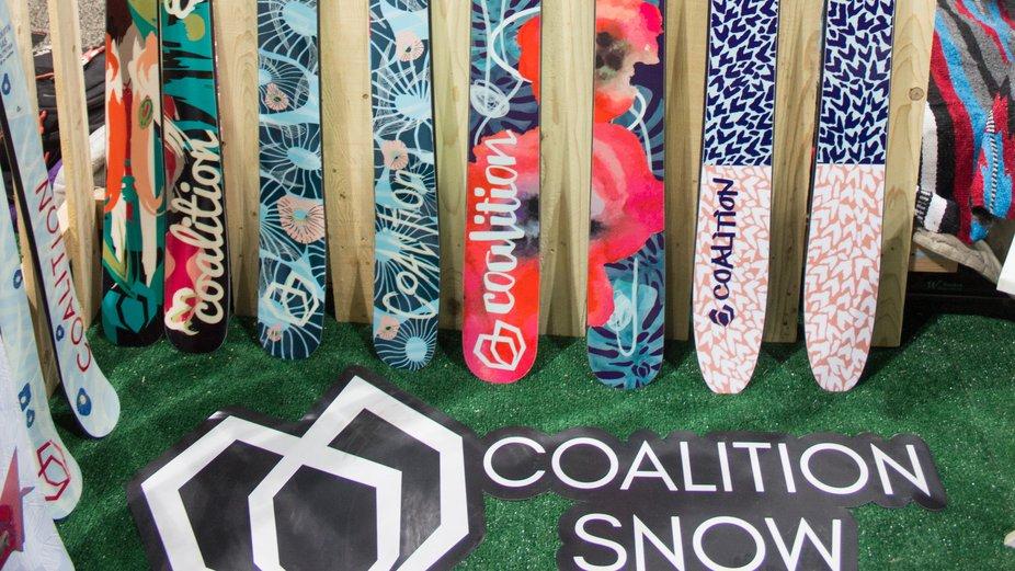 Coalition Snow 2017 - 2018