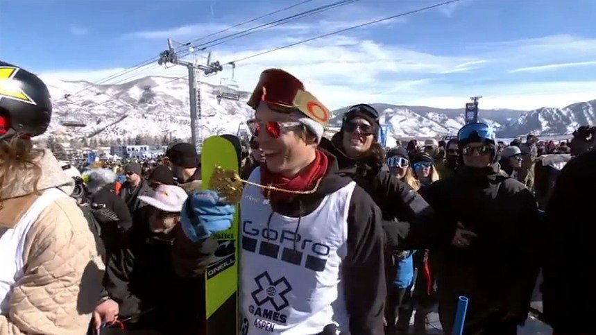 X Games Mens Slopestyle Results