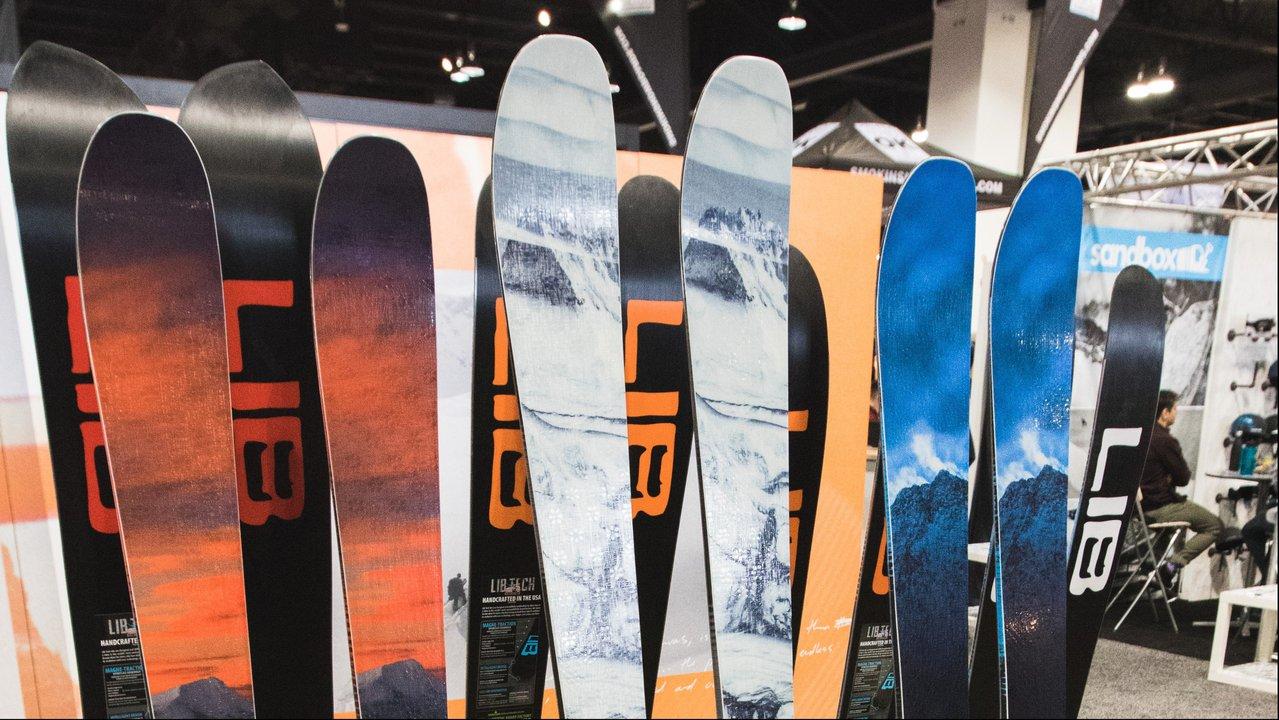 Lib Tech Skis 2017-2018