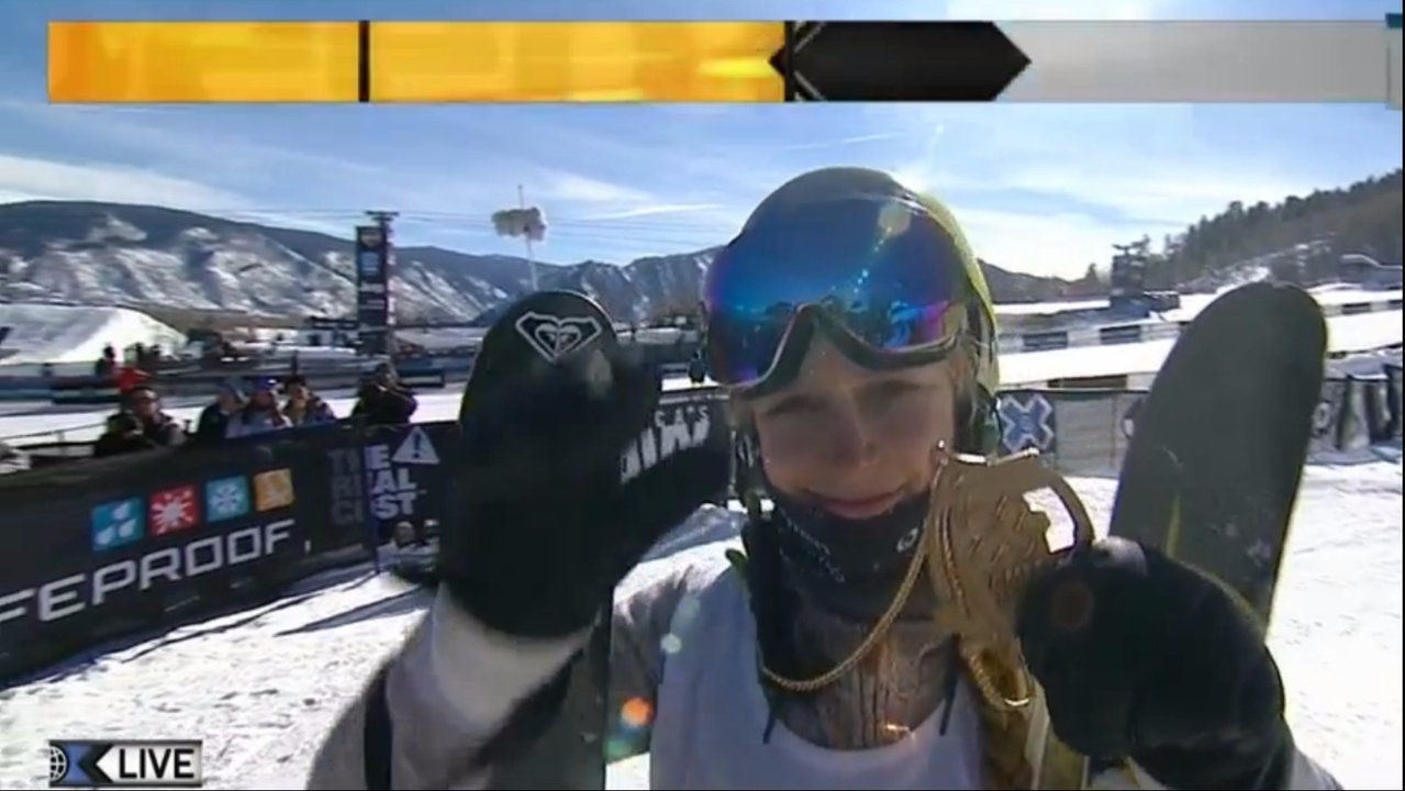 X Games Womens Slopestyle Results