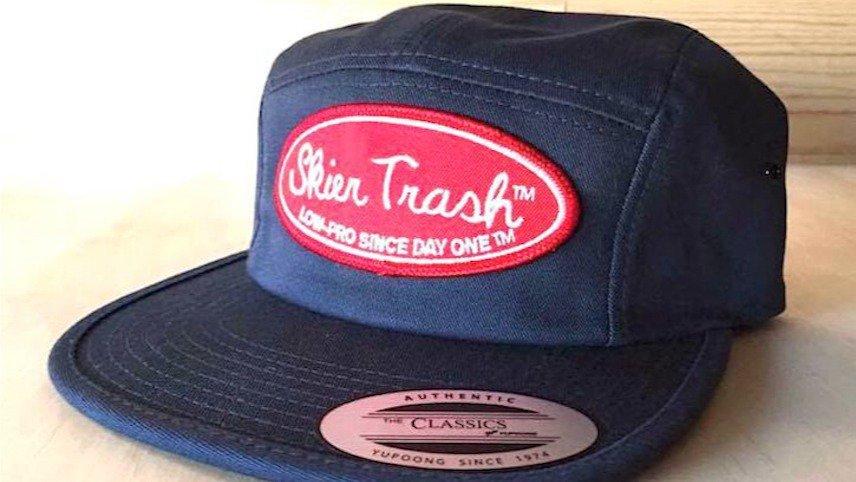 SKIER TRASH - 4 New Hat Models Just Dropped...