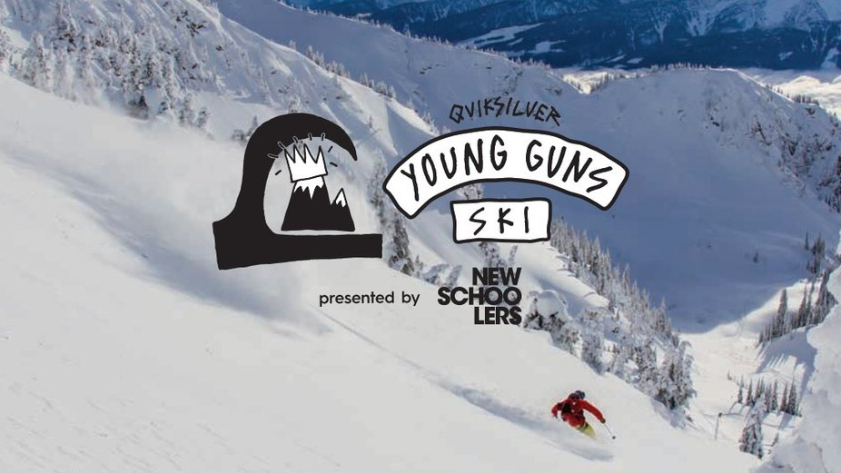 Quiksilver Presents Young Guns Contest - Win $10,000