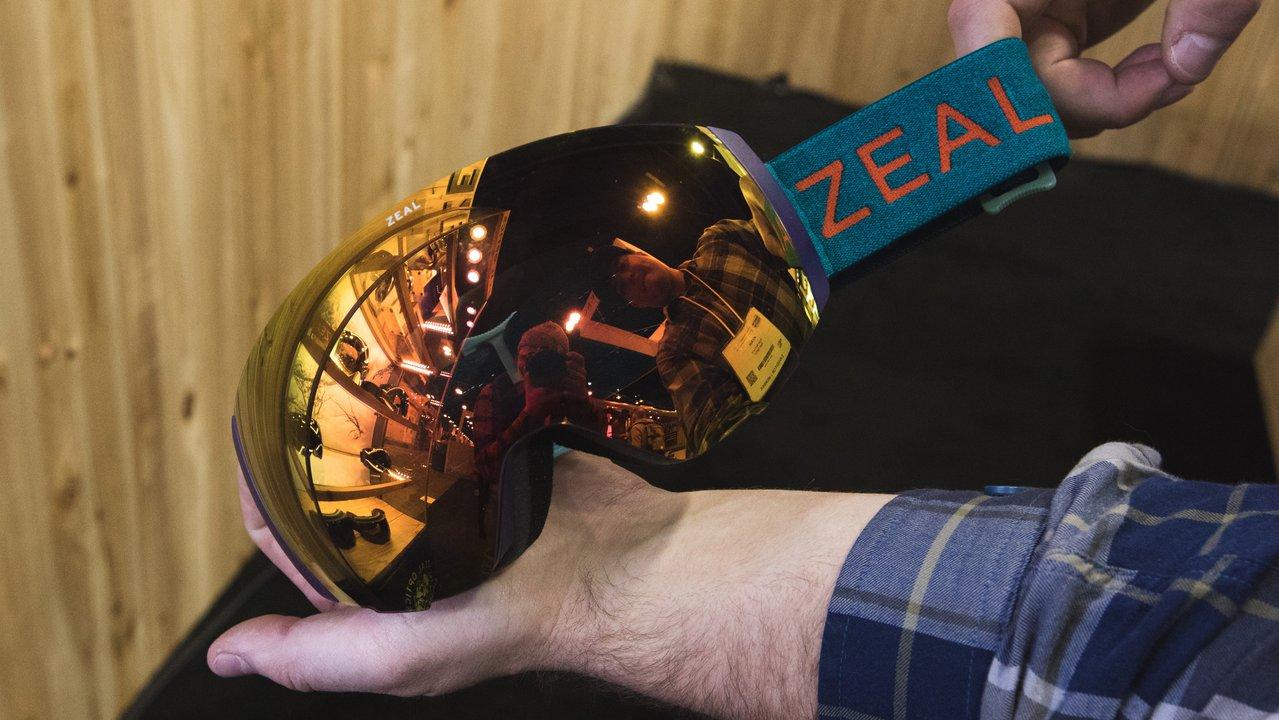 Zeal Optics 2017-2018