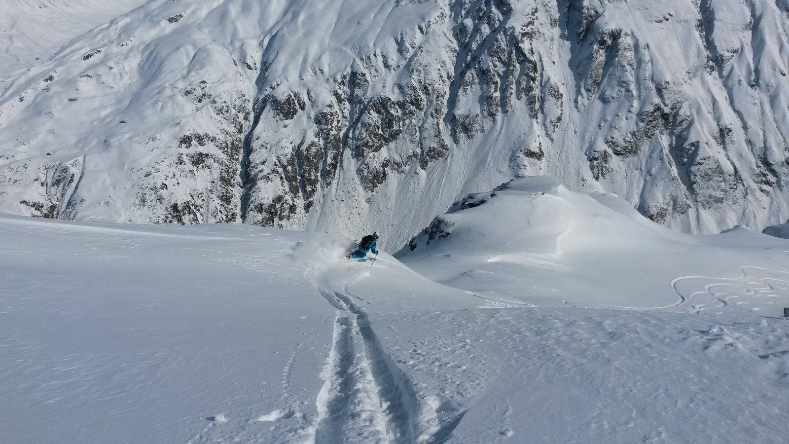 Telemark, Swiss Alps