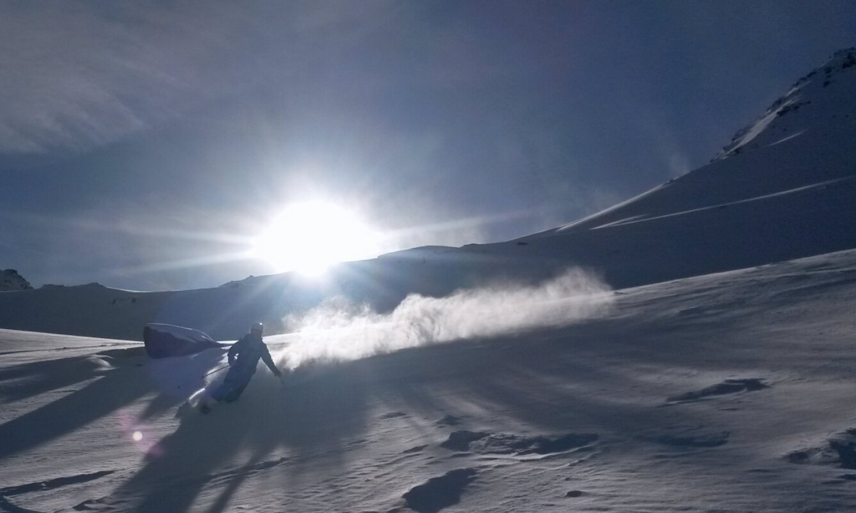 Telemark2, Swiss Alps