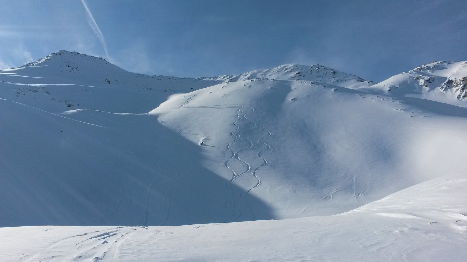 Telemark4, Swiss Alps