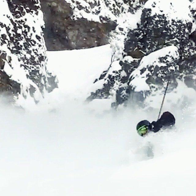 Scott chute