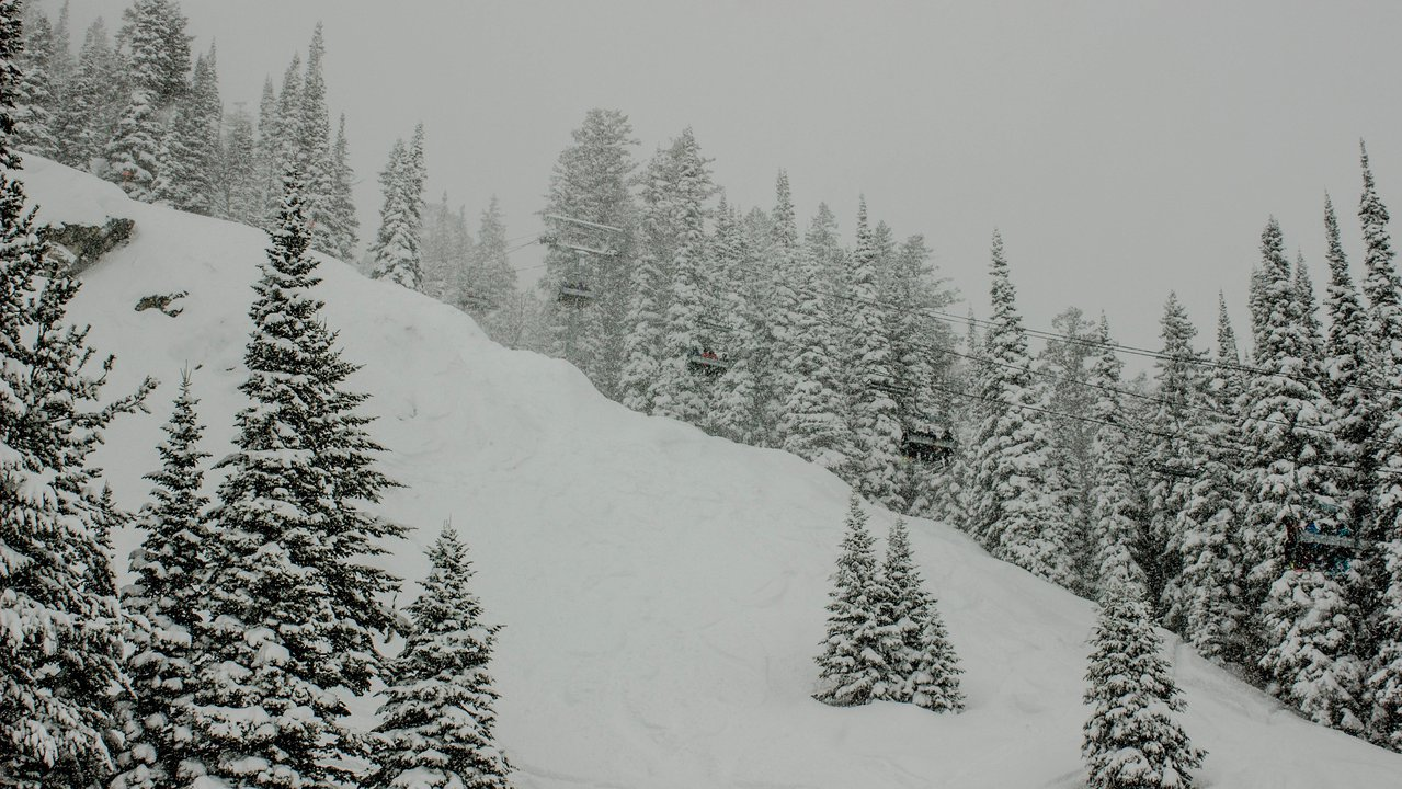Jackson Hole POWDER Outage