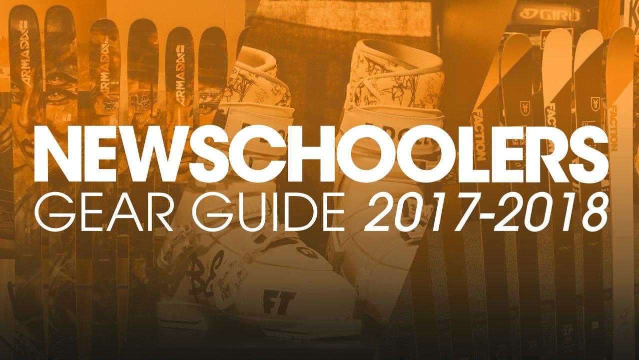 Newschoolers Gear Guide: 2017-2018 Skis