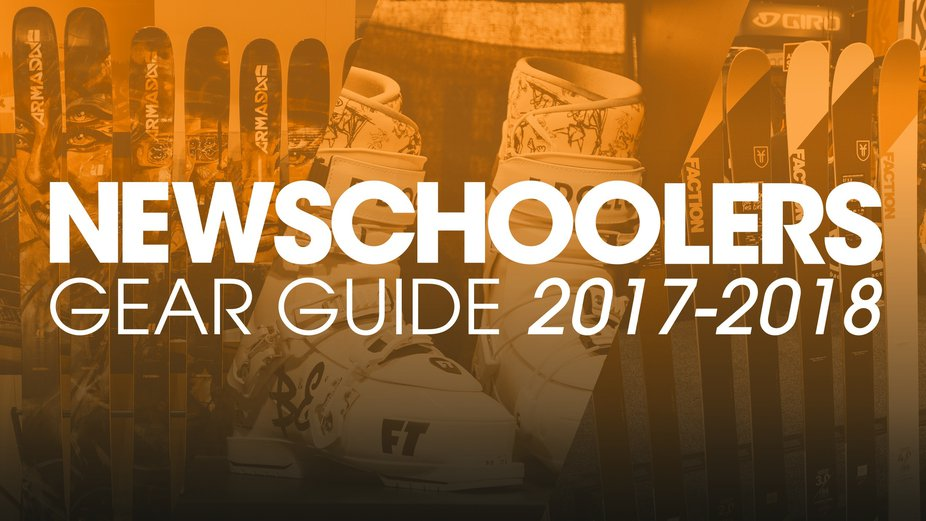 Newschoolers Gear Guide: 2017-2018 Skis