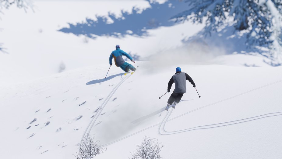 What Game Should Skiers be Playing?