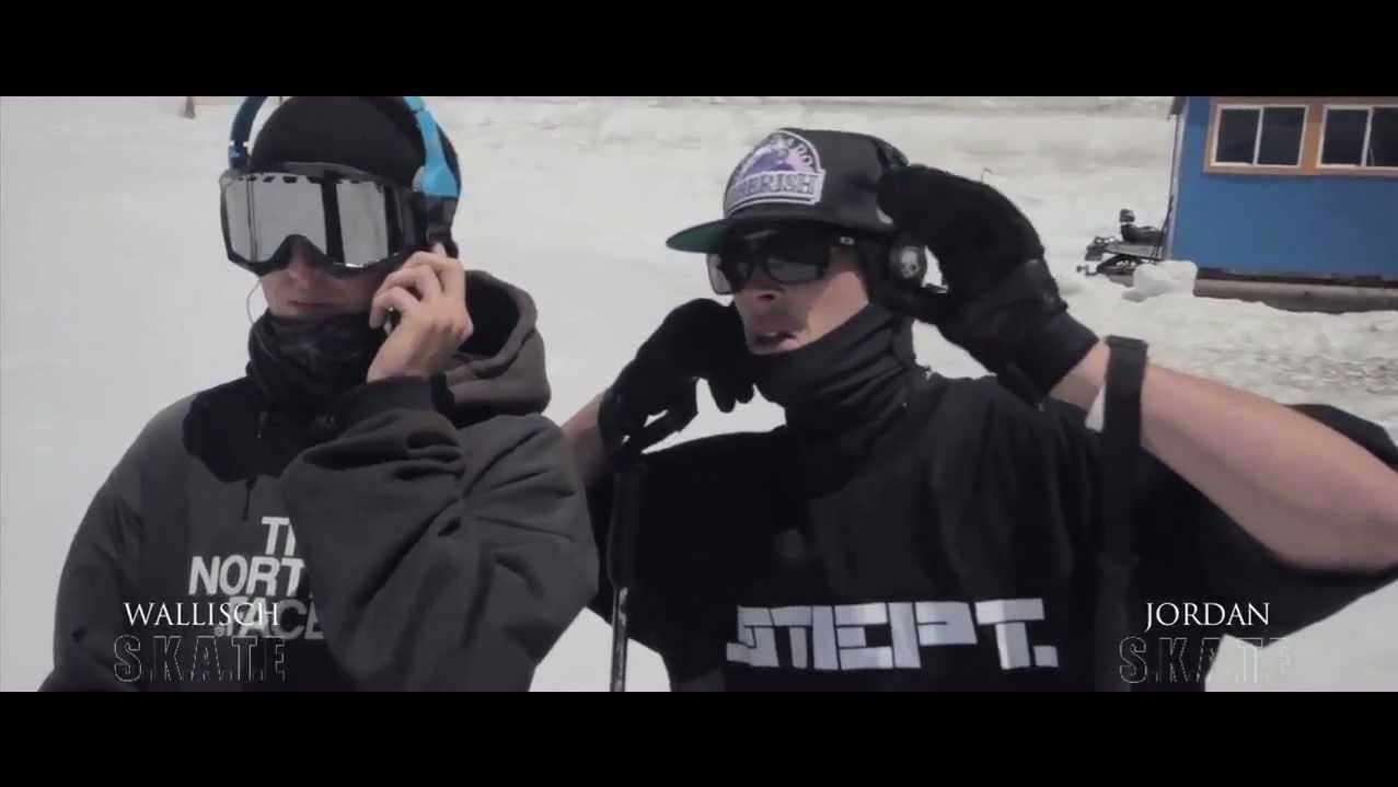 Stept's S.K.A.T.E: The Greatest Event In Skiing That Never Was